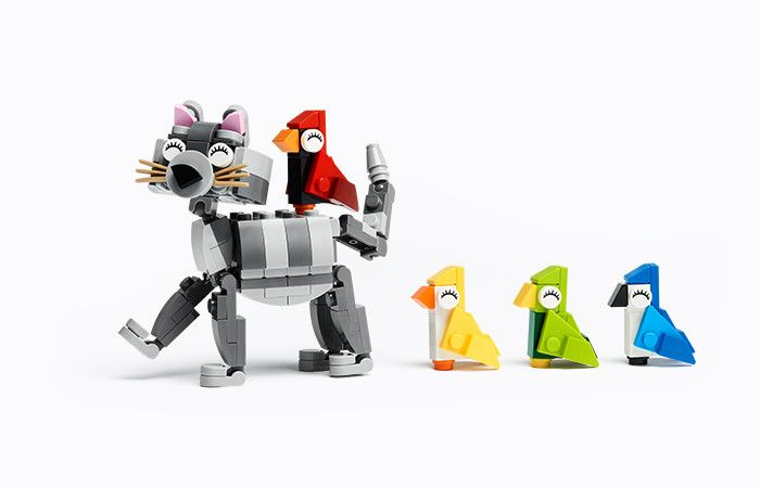 See the world through children's LEGO® creations - LEGO.com US