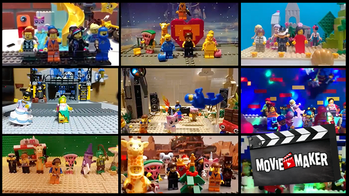 Emmets Moviemaker Challenge – THE LEGO® MOVIE 2™ - LEGO com US
