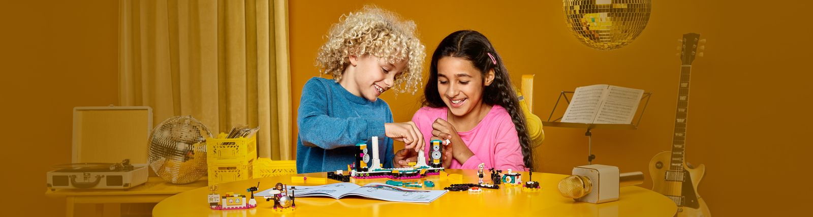 Lego Friends Welcome To Heartlake City Legocom Us