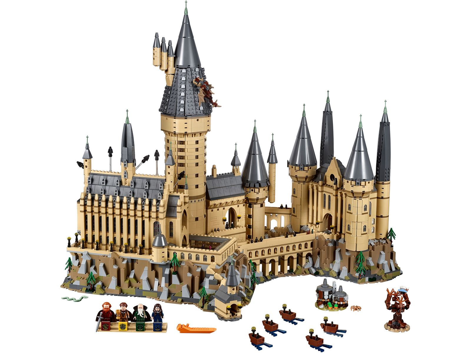 Us Inspire And Develop The Builders Of Tomorrow Lgs Slim Fit Youth Boy Giant Leap Merah S Hogwarts Castle