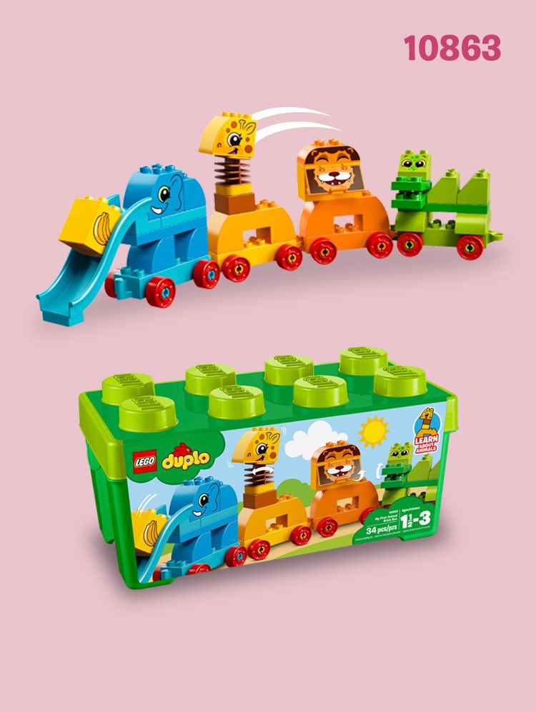 Lego Duplo Create And Connect Alexa Skills Lego Us