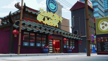 Wu's Teas: Panda-monium