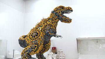 LEGO® Technic dinosaur