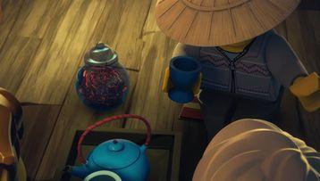 LEGO NINJAGO Story Teaser A Royal Encounter