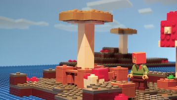 The Mushroom Island - Stop Motion