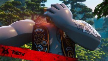 LEGO® NINJAGO® Personagevideo: Maak kennis met Killow, Samoerai X en Jay