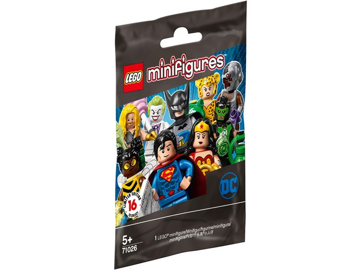 NEW LEGO DC SUPER HEROES 71026 JUSTICE LEAGUE MINIFIGURES Star Girl FIGURE