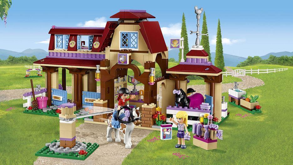 Heartlake Riding Club 41126 - LEGO Friends Sets - LEGO.com ...