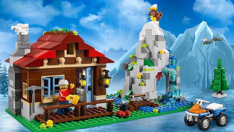 Lego 31025 Mountain Hut BRAND NEW