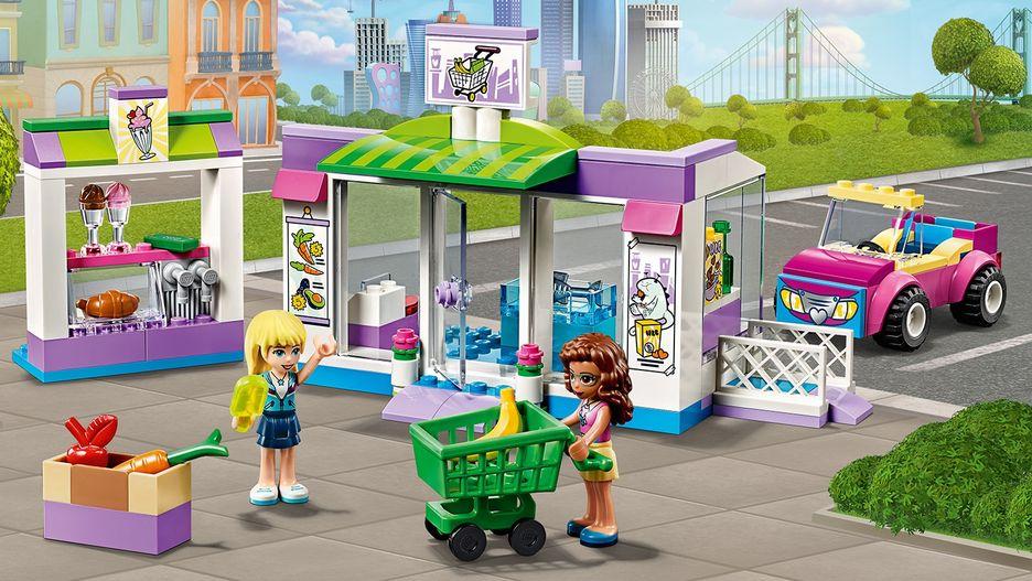 LEGO Friends Burgerladen 41349 NEU OVP