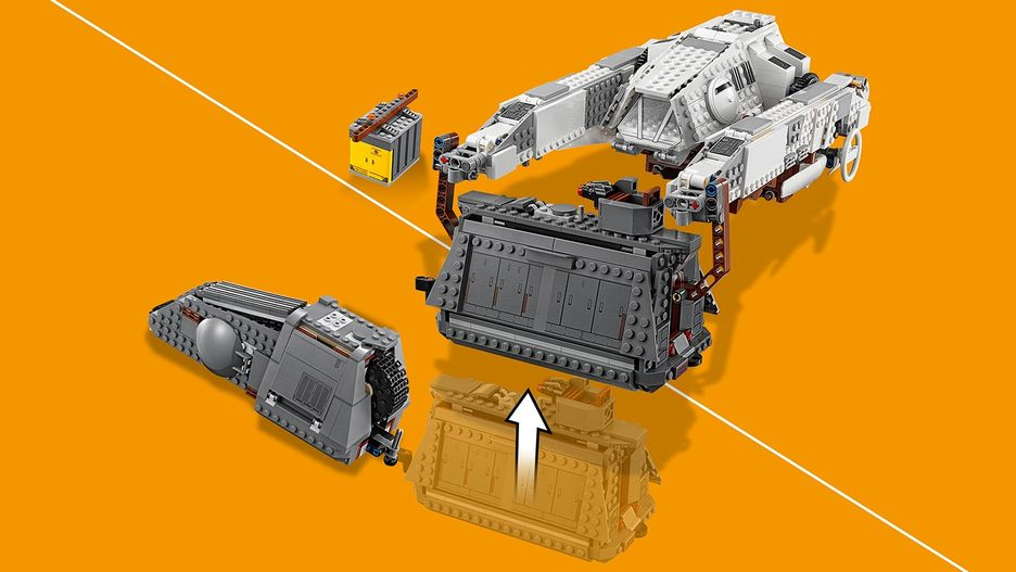 Imperial Conveyex Transport 75217 Lego Star Wars Sets Lego Com For Kids Au The chinese new year begins on 25th january and once again lego is releasing a cute rendition of the year's zodiac animal, which this year is 40355 year of. imperial conveyex transport 75217