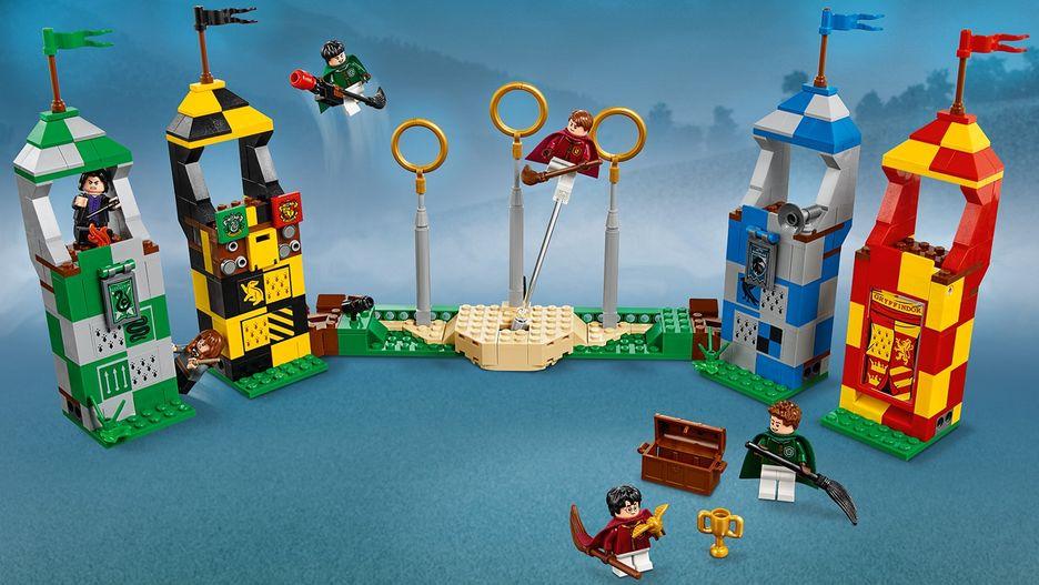 Quidditch™ Match 75956 - LEGO Harry Potter Sets - LEGO.com ...