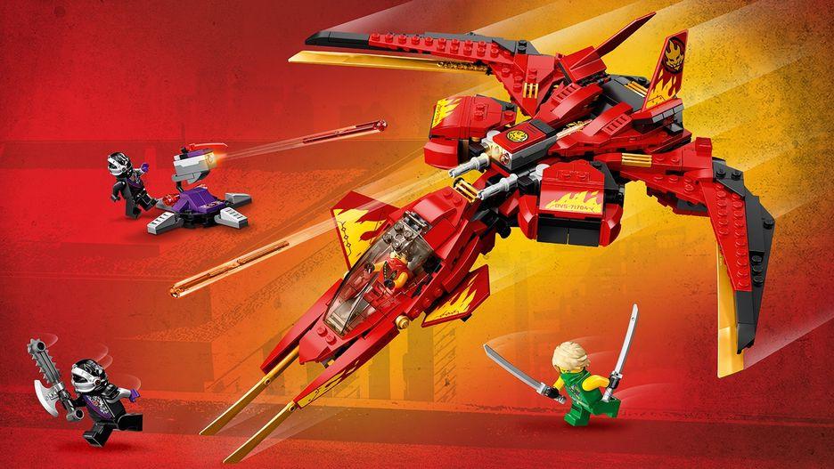 Kai Fighter 71704 - LEGO Ninjago Sets - LEGO.com for kids - GB
