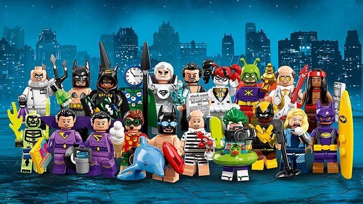 The Lego Batman Movie Series 2 71020 Lego Minifigures Sets Lego Com For Kids Gb