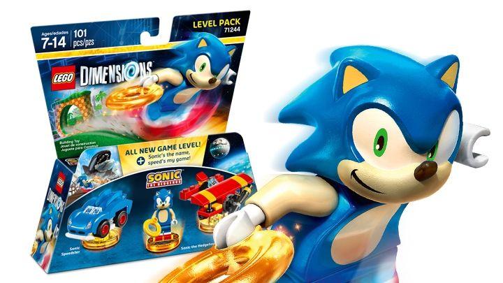 Sonic The Hedgehog Level Pack 71244 Sets Lego Com For Kids Us