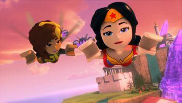 Galactic Wonder Part 5 - LEGO DC Super Hero Girls
