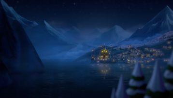LEGO® Frozen™ Northern Lights Teil 1 – DAS RENNEN ZUM AUSSICHTSPUNKT