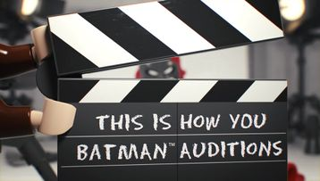 This is how you Batman auditions 2