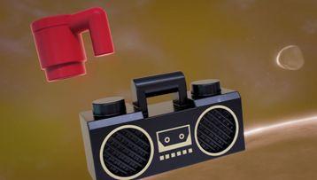 LEGO® Uzay Mini Filmini izle! | Uzayda (2. Bölüm)