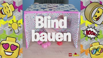 Ever Tried Blind Building?