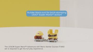 71373 Builder Mario suit