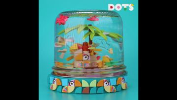 Name: LEGO DOTS EP3 - SNOWGLOBES