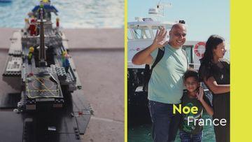 "Stories of Creativity LEGO.com Film - Vehicles France 30"""