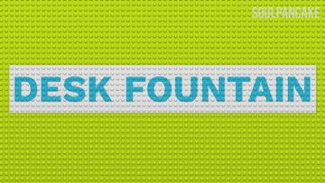 Discover How to Build a Desk Fountain!