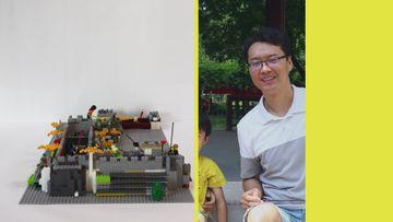 """Stories of Creativity LEGO.com Film - Buildings China 30"""""""