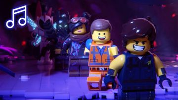 Everything Is Awesome Dance Together Music Video  THE LEGO MOVIE 2 Music Video