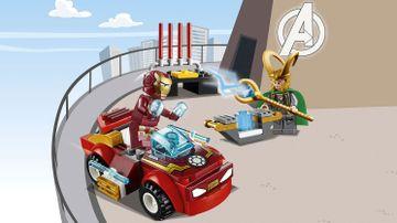10721 - Iron Man vs. Loki