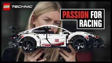 LEGO Technic Passion for Racing