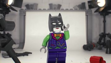 Voici comment jouer Batman... Auditions nº1
