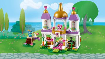 41142 Palace Pets Royal Castle