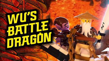 Dungeons of Shintaro – Wu and the Ivory Blade of Deliverance – LEGO® NINJAGO®