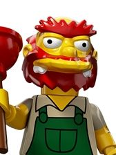 LEGO Minifigures The Simpsons 2 Willie