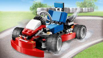 31030 Red Go Kart