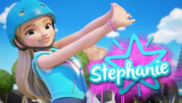 Meet the LEGO® Friends – Stephanie