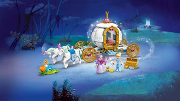 Cinderella's Royal Carriage