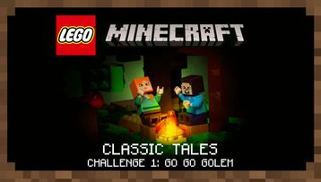 Classic Tales: Challenge 1.1 - Go, Go Golem! – Stop Motion