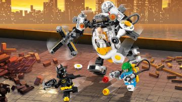 70920 Egghead Mech Food Fight