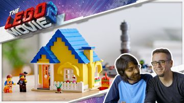 THE LEGO® MOVIE 2™ – Emmet's Dream House/Rescue Rocket! 70831 – LEGO Toys Designer Video