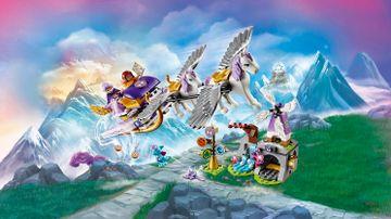 41077 Airas Pegasus Sleigh
