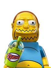 LEGO Minifigures The Simpsons 2 Comic book guy