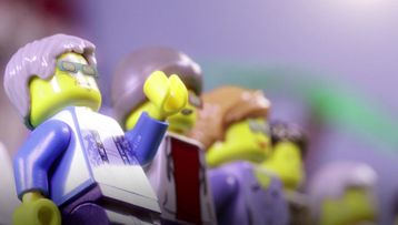 Bricklipse - LEGO Stop Motion Movie