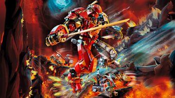 Tűzkő robot