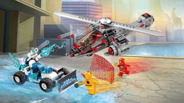 76098 Speed Force Freeze Pursuit
