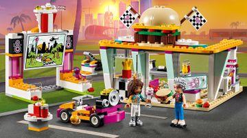 Il fast-food del go-kart