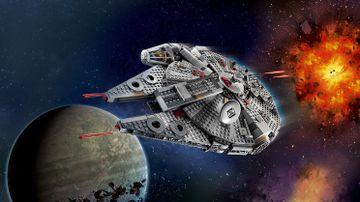 75257 Millenium Falcon