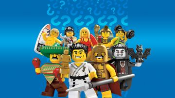LEGO® Minifigures, Series 2